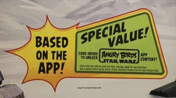 Angry Birds: Star Wars At-At-Attack TV Spot, ' Cartoon Network: Launch the Birds' - Thumbnail 7