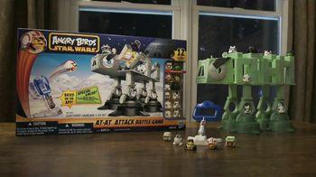 Angry Birds: Star Wars At-At-Attack TV Spot, ' Cartoon Network: Launch the Birds' - Thumbnail 8