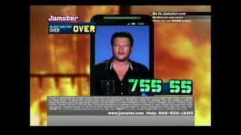 Jamster TV Spot Featuring Blake Shelton