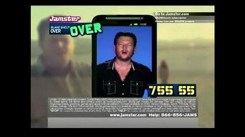 Jamster TV Spot Featuring Blake Shelton - Thumbnail 3
