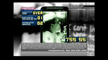 Jamster TV Spot Featuring Blake Shelton - Thumbnail 6