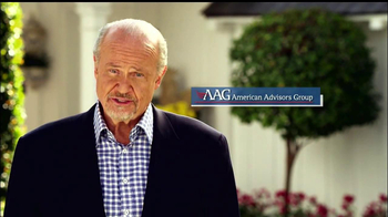 American Advisors Group TV Spot, \'Government Insured\' Feat. Fred Thompson