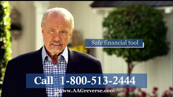 American Advisors Group TV Spot, 'Government Insured' Feat. Fred Thompson - Thumbnail 4