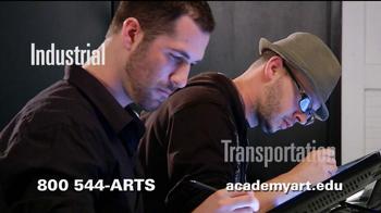 Academy of Art University TV Spot, 'Industrial Design' - Thumbnail 4