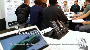 Academy of Art University TV Spot, 'Industrial Design' - Thumbnail 6