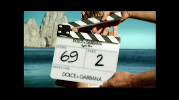 Dolce & Gabbana Fragrances Light Blue TV Spot Featuring David Gandy - Thumbnail 9