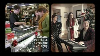Guitar Center TV Spot, 'Yamaha Portable Keyboard'