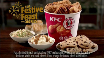 KFC Festival Feast TV Spot, 'In the Middle' - Thumbnail 7