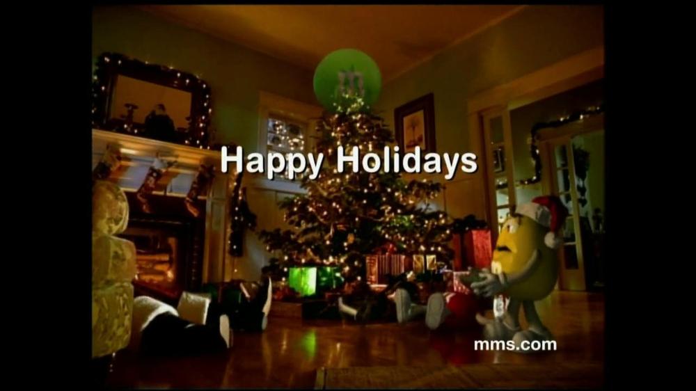 M&M\'s TV Commercial, \'Fainting Santa\' - iSpot.tv