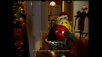 M&M's TV Spot, 'Fainting Santa' - Thumbnail 1