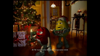 M&M's TV Spot, 'Fainting Santa' - Thumbnail 3