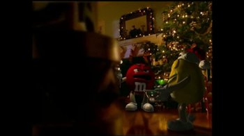 M&M's TV Spot, 'Fainting Santa' - Thumbnail 5