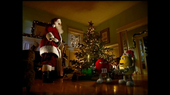 M&M's TV Spot, 'Fainting Santa' - Thumbnail 6