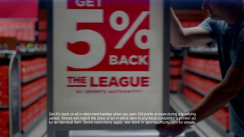 Sports Authority TV Spot, 'Basketball'  - Thumbnail 6