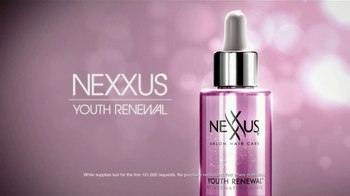 Nexxus Youth Renewal Elixir TV Spot  - 226 commercial airings