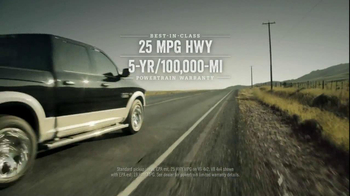 2013 RAM 1500 TV Spot, 'Air Suspension' - Thumbnail 10