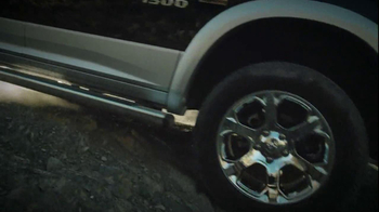 2013 RAM 1500 TV Spot, 'Air Suspension' - Thumbnail 2