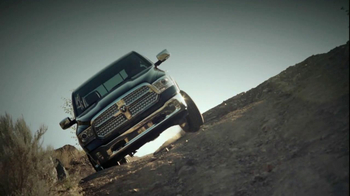 2013 RAM 1500 TV Spot, 'Air Suspension' - Thumbnail 3