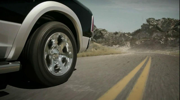 2013 RAM 1500 TV Spot, 'Air Suspension' - Thumbnail 6
