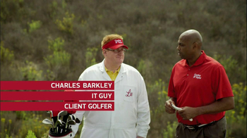 CDW TV Spot 'Slow Play' Featuring Charles Barkley  - 13 commercial airings