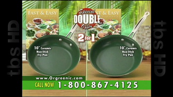 OrGreenic TV Spot For OrGreenic Kitchenware - Thumbnail 9