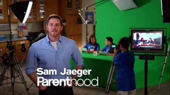 Clorox Power a Bright Future TV Spot, 'Experiement' Featuring Sam Jaeger - Thumbnail 2