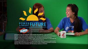 Clorox Power a Bright Future TV Spot, 'Experiement' Featuring Sam Jaeger - Thumbnail 8