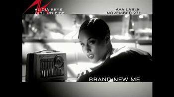 Alicia Keys Girl on Fire TV Spot  - Thumbnail 9
