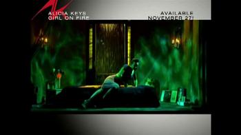 Alicia Keys Girl on Fire TV Spot  - Thumbnail 1