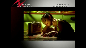 Alicia Keys Girl on Fire TV Spot  - Thumbnail 2