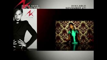 Alicia Keys Girl on Fire TV Spot  - Thumbnail 4