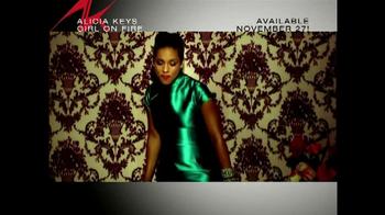 Alicia Keys Girl on Fire TV Spot  - Thumbnail 5