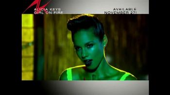 Alicia Keys Girl on Fire TV Spot  - Thumbnail 6