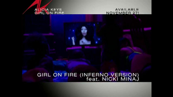 Alicia Keys Girl on Fire TV Spot  - Thumbnail 7