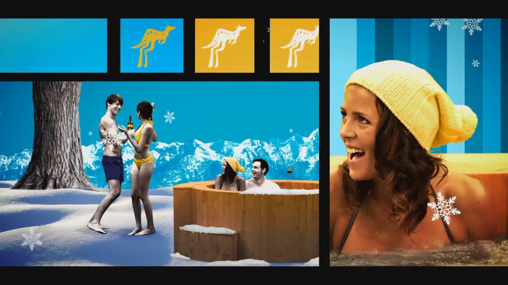 Yellow Tail Chardonnay TV Commercial, 'Winter Wonderland'