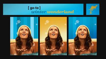 Yellow Tail Chardonnay TV Spot, 'Winter Wonderland' - Thumbnail 3