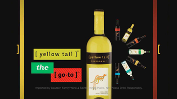 Yellow Tail Chardonnay TV Spot, 'Winter Wonderland' - Thumbnail 9