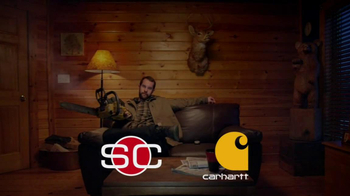 Carhartt Quick Duck Jackets TV Spot, 'Chainsaw'