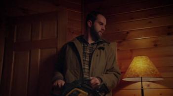 Carhartt Quick Duck Jackets TV Spot, 'Chainsaw' - Thumbnail 2