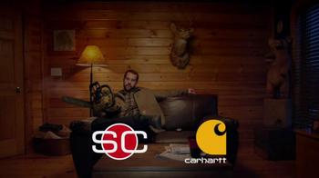 Carhartt Quick Duck Jackets TV Spot, 'Chainsaw' - Thumbnail 9