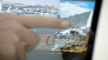 HP Envy 4 Touchsmart Ultrabook TV Spot, 'Touch' - Thumbnail 5