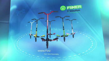 Yvolution Y Fliker TV Spot, 'New and Now' - Thumbnail 10