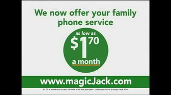 magicJack TV Spot, '$1.70'