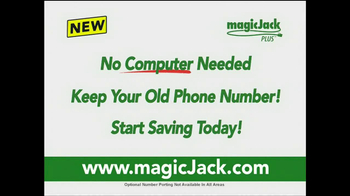 magicJack TV Spot, '$1.70' - Thumbnail 4