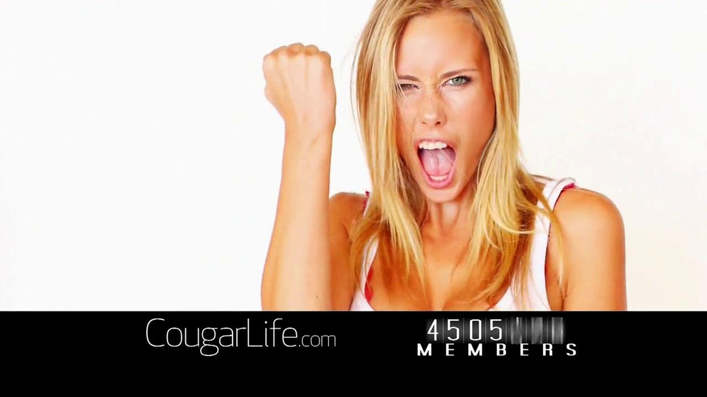 Cougar Life In The City Commercial