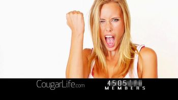Cougarlife.com TV Spot, 'Cougar Life in the City'