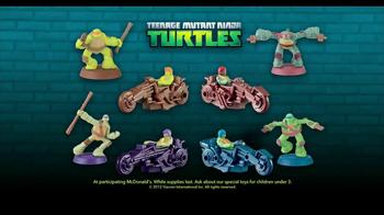 McDonald's Happy Meal TV Spot, 'Teenage Mutant Ninja Turtles Toy'  - Thumbnail 9