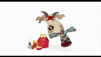 McDonald's Happy Meal TV Spot, 'Teenage Mutant Ninja Turtles Toy'  - 282 commercial airings