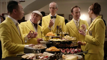 Cracker Barrel TV Spot, 'Party Cheese Judges' - Thumbnail 9