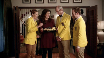 Cracker Barrel TV Spot, 'Party Cheese Judges' - Thumbnail 2